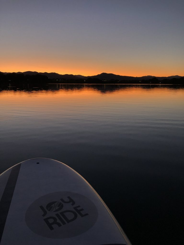 Grant Ranch sunset paddle